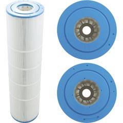 Cartridge, Pentair Clean & Clear Plus,4 Req, After 11/98,OEM Item #17-102-2125