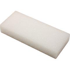 """Weir Foam, Waterway Spa Skimmer, 5.5"""" x 2.35"""" x .85"""" - Item 17-270-1153"""