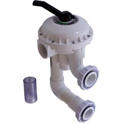 """MPV,Pacfab/Pentair Hi-Flow Sand Filter,2"""" w/Unions,Side Mnt - Item 26-102-1504"""