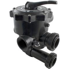 "Multiport Valve, Praher SM2-HP3, 2"", w/Hayward Plumbing - Item 26-253-1115"