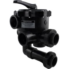 "Multiport Valve, Praher SM2-HPXR50S, 2"", w/Hayward Plumbing - Item 26-253-1160"