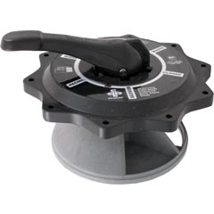 """Lid Assembly, Carvin 2"""" Dial Valve, with Handle - Item 27-105-1132"""