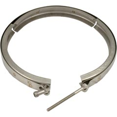 Clamp Ring Nut, Pentair Sta-Rite, Plastic Item #17-102-1013