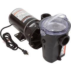 "Pump, Hayward PowerFlo LX, 1.0hp, 115v, 1-Spd, 1-1/2"", Nema - Item 34-150-1580E"