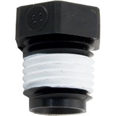 "Plug, Pentair Sta-Rite, 1/4"" Male Pipe Thread - Item 35-102-1329"