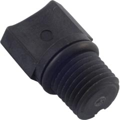 """Drain Plug, Pentair American Products, with O-Ring, 1/4"""" - Item 35-110-1000"""