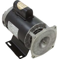 Motor, Letro, 0.75hp, 115v/230v, 1Spd, 56Yfr, Thd, LA01 - Item 35-126-1436