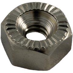 Nut, Hayward SP1500/SP1580/SP1700, Seal Plate, 10-24 - Item 35-150-1130