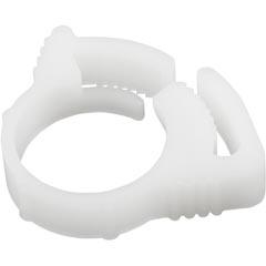 Hose Clamp, Rola-Chem, #8, Plastic - Item 43-205-1095