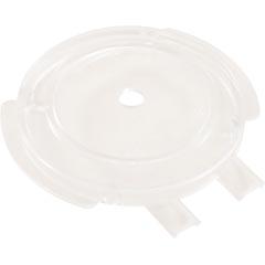 Cover, Pump Head, Blue-White, A-1600 Series, Clear - Item 43-213-1034