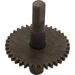 Motor Shaft, Stenner Adjustable 45/85/100/170, w/ Gear - Item 43-227-1004