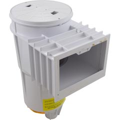"Skimmer Complete, Pentair Bermuda, 1-1/2""s, Gunite, White - Item 50-102-1500"