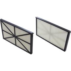 Filter Cartridge, Hayward TigerShark/SharkVAC/XL, Quantity 2 - Item 87-150-1090