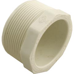"Plug, Lasco, 2"" Male Pipe Thread - Item 89-575-2620"