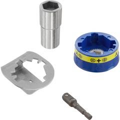 Tool, Socket, Dual Geometry for Sta-Rite System 3 Item #99-615-1024
