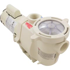 Pump,Whisperflo,230V,1Hp,2 Spd, w/ Switch - Item _011486