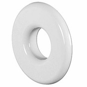 Jet Escutcheon Slimline White - Item 10-3950