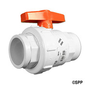 "Valve Assembly FloCon (In Line Ball Valve) 1-1/2"" Sx1-1/2"" S - Item 1350-15"