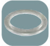 Suction Fitting Grommet Gasket 170 GPM - Item 26210-886-040
