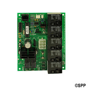 "PCB Len Gordon LX-10 (Rev 5"" .31""Alpha) SBSG (P1-OZ-LT-No BL) 8 Conn - Item 3-60-0102"