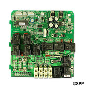 PCB Gecko MSPA-MP (Spas) 2 Pump with TSC8 Overlay - Item 3-60-6018
