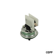 "Pressure Switch Tecmark 306"" 2 SPNO 25"" Amp 1-5"" Psi 3/16"" Barb - Item 3044P"