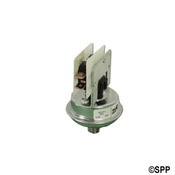 "Pressure Switch Tecmark 3076"" SPDT 25"" Amp 2-22Psi 1/8"" Npt - Item 3076"