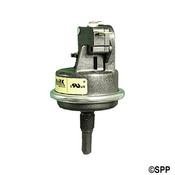 "Pressure Switch Tecmark 415"" 2P-DD SPNO 1A 1.5"" Psi 1/4"" Fitting - Item 3152P-DD"