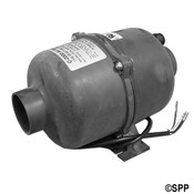 "Air Blower Air Supply Comet 2000 1.5"" HP 120V 7A 2Port  - Item 3213121-A"