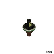 "Pressure Switch Hydro Quip SPST 11""Amp 2.0Psi 1/8"" NPT Slide and VH - Item 34-0178AHQ"
