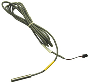 "Sensor Assembly Hi-Limit Hydro Quip 25"" 'Cable with 1/4"" Bulb 2 Pin Plug - Item 34-0201D-25"