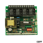 PCB Len Gordon (Kit) BL40 240V To Replace RC7/RC7A/RC4/RC4A/RC4PA - Item 34-5023A