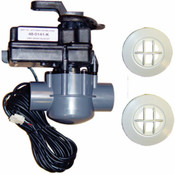 Baptismal Auto Drain Kit Hydro Quip (BES June 2010+) with Motorized Valv - Item 48-0141-K