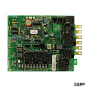 "PCB Balboa D1SR1""(D1) Serial Dlx (P1-P2-CIRC-OZ-LT) 8 Conn Ph - Item 51485"