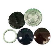 "Light Lens Kit Waterway OEM Front Access 3-1/2"" Face 2-5"" /8"" Hole - Item 630-6005"