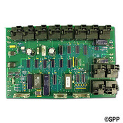 "PCB Sundance 800 (Rev.5"" 0P) 1""or 2 Pump (1991-4/93) with Perma Clear - Item 6600-021"
