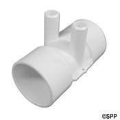 "Manifold PVC Waterway (ShurGrip) 2S x 2S x (2) 3/4"" SB - Item 672-7920"