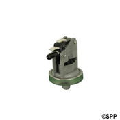 "Pressure Switch Len Gordon SPDT 25"" Amp 1/8"" NPT Plastic - Item 800120-3"
