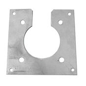 Adapter Plate (use/w ACC Hsg./ACC)  - Item ACC-PLATE-ADAPT