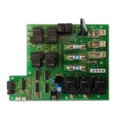PCB United Spa B8 (CIRC-P1-P2-BL-OZ-LT) 10 Pin /Molex Plug - Item EL148