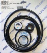 Sta-Rite Max-E-Glas II/Dura-Glas II Pump Seal Go-Kit - Item GO-KIT38