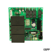 "PCB LX10 (Rev 5"" .03+) with 3 Big Relay - Waterways No Circ (2000+)  - Item SD6600-289"