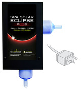 DEL Ozone Spa Solar Eclipse Plus Ozone Generator 3,000 Gallons 120V-240V Mini ... - Item SES-UP-T03