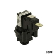 Air Switch Momentary Tecmark TBS304 SPNO 1/3HP 10 Amp Center Spout - Item TBS-304