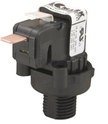"Air Switch Latching Tecmark TBS339 SPNO 25"" Amp Center Spout - Item TBS-339"