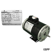 "Pump Motor Emerson Thru-Bolt 5"" 6"" YFr 1Spd 1.5"" HP 115"" /2"" 30V  - Item TS602"