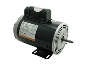 "Pump Motor Emerson Thru-Bolt 5"" 6"" YFr 1Spd 2HP 230V 10.0Amp - Item TS603"