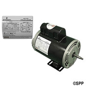 "Pump Motor Emerson Thru-Bolt 5"" 6"" YFr 2Spd 1.5"" HP 230V 8.0/3.0A - Item TT502"