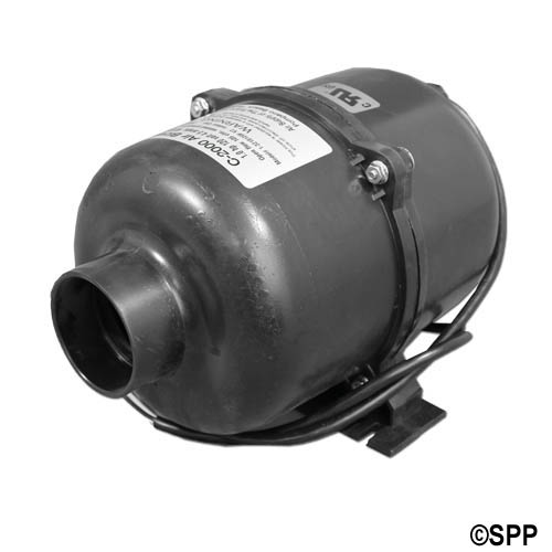 Air Blower Face : Hydropool air blower supply comet hp