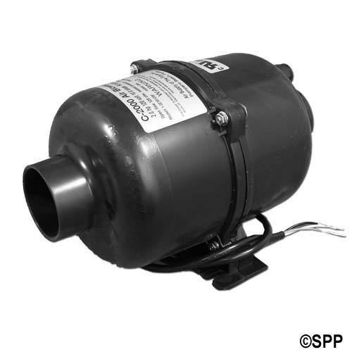 Air Blower Face : Hydropool air blower supply comet hp